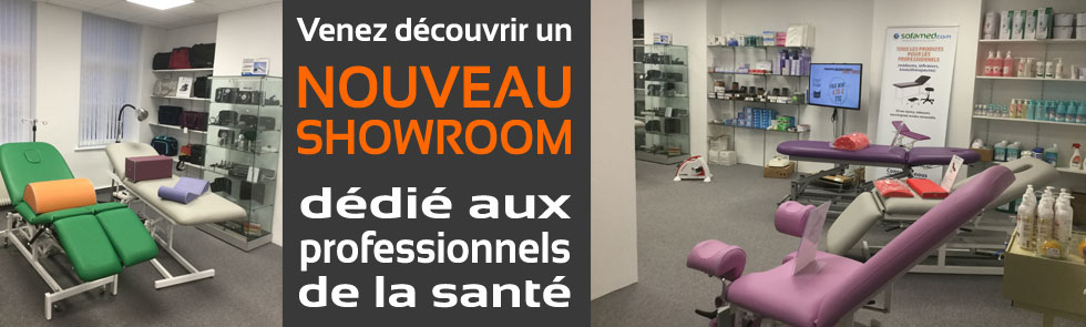 Showroom Sofamed Lille